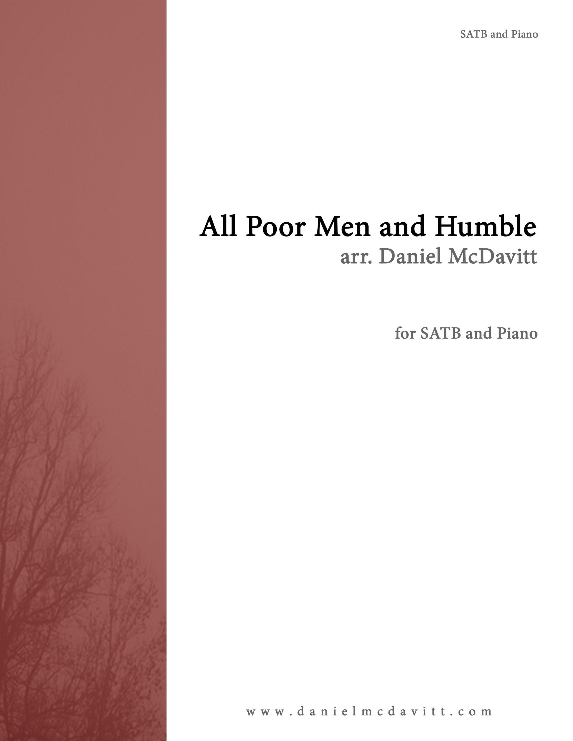 All Poor Men Cover