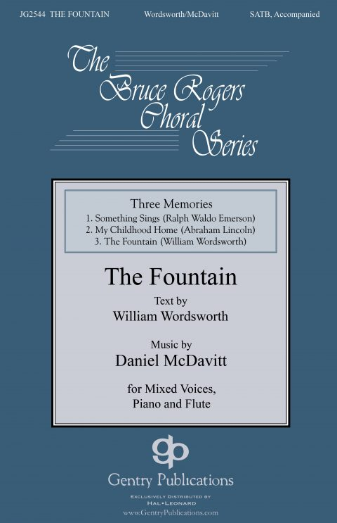 The Fountain Cover